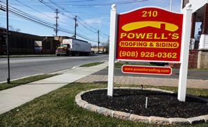 Powell's Roofing & Siding in Garwood, NJ