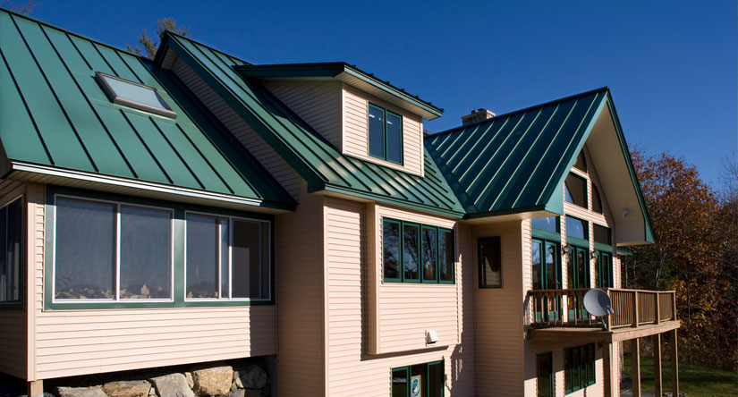 Standing Seam Metal Roof Repair in NJ
