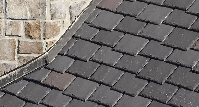 Fiberglass Slate Roof : Roofing siding gutter services in scotch plains nj