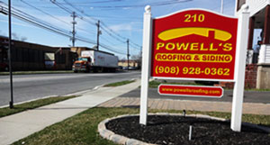 Powell's Roofing & Siding - Located on North Ave in Garwood, NJ