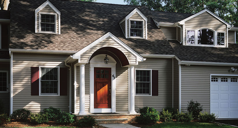 Vinyl Siding Repair & Installation in NJ