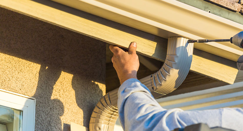 Gutter Services in Union County, NJ