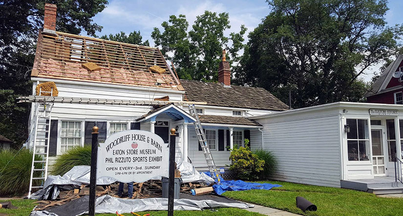 Roof Replacement In Hillside Nj Hillside Historical Society