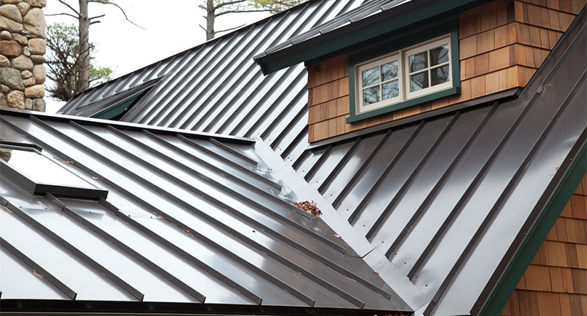 Metal Roofing In Nj Reliable Standing Seam Metal Roofing