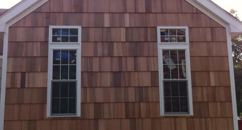 Cedar Siding Repairs In Nj Affordable Replacement Cedar