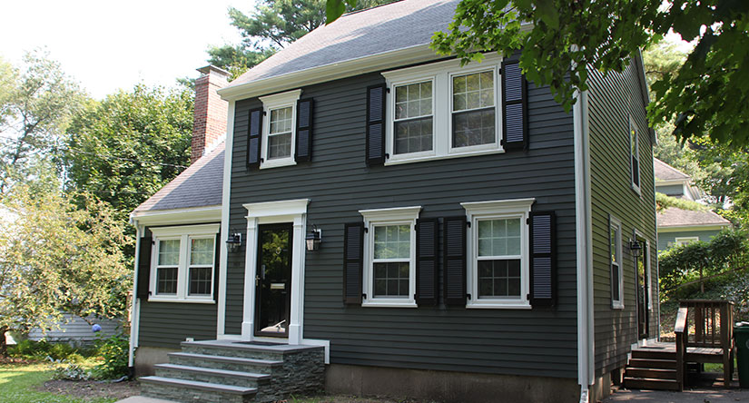 Fiber Cement Siding Options in NJ