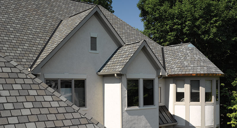 Synthetic Slate Roof Installation & Repair in NJ
