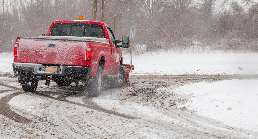 Snow Plowing Contracts & Estimates in NJ
