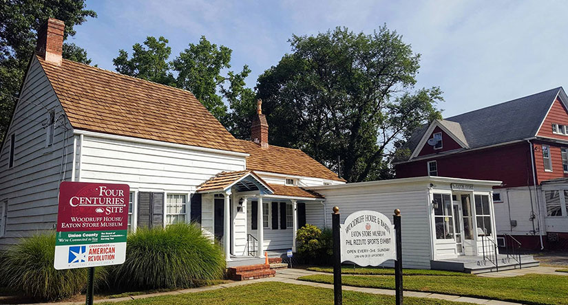 Roof Replacement in Hillside, NJ – Hillside Historical Society