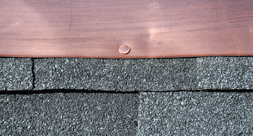 Copper Flashing Repair NJ