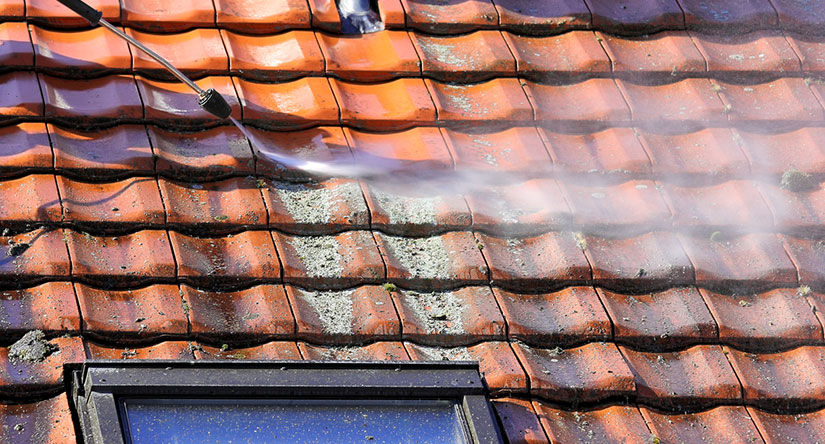 Roof cleaning contractors in NJ