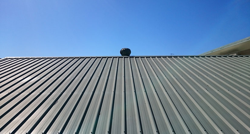 Commercial Roof Repair in NJ