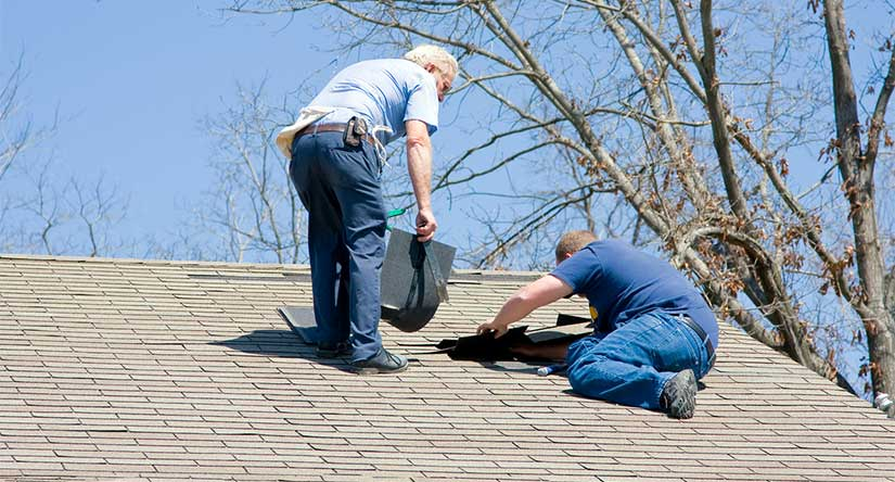 Roof Damage Repair in NJ