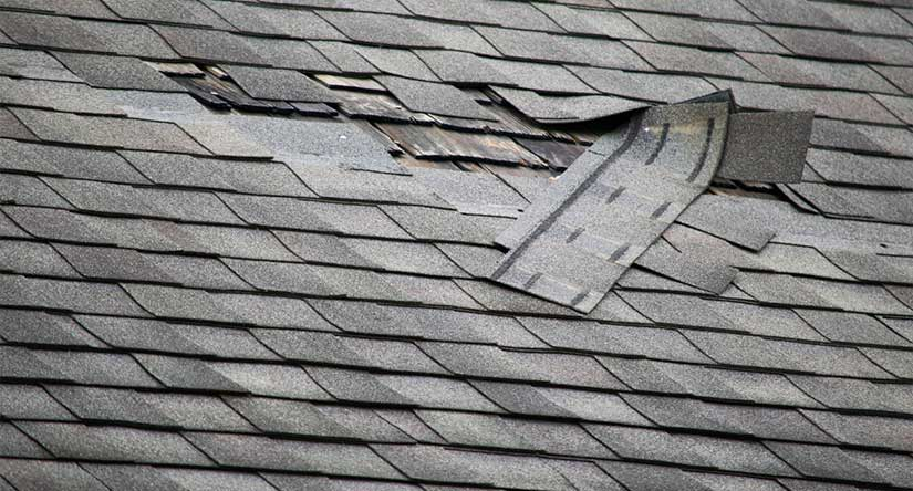 Roof Damage Repair Service in NJ