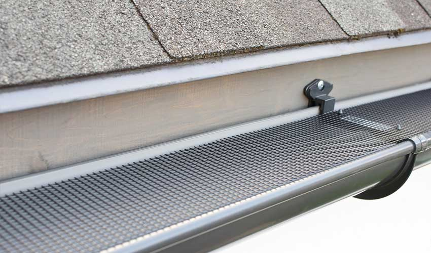 Gutter Screens Install in NJ