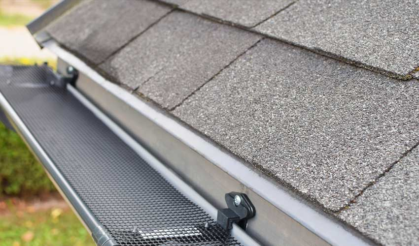 Gutter Screens in NJ